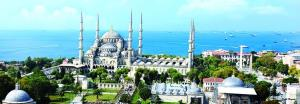 3194 Anatolian Puzzle Sultan Ahmet Cami 1000 Parça Panorama Puzzle