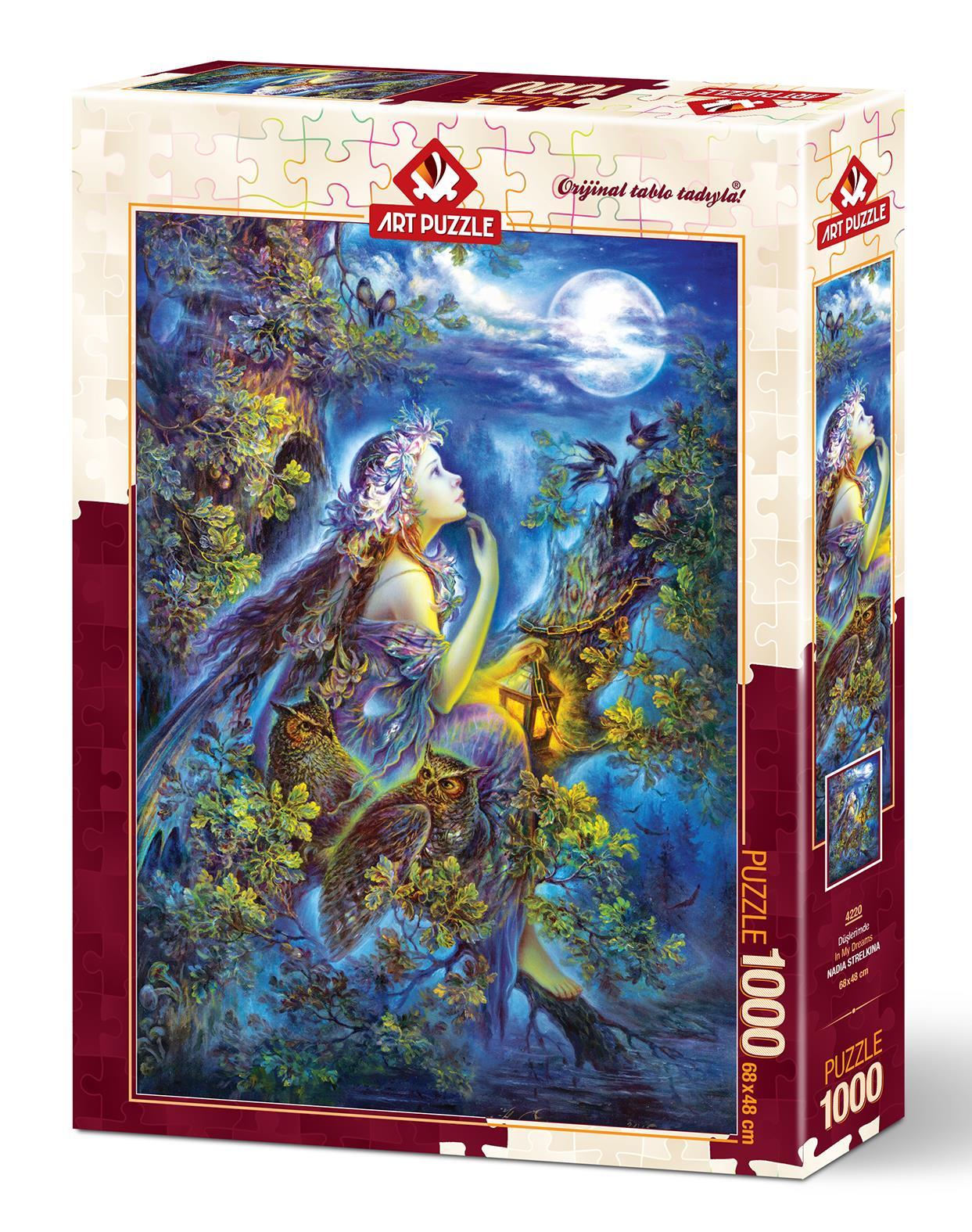 Art Puzzle 4220 Düşlerimde 1000 Parça Puzzle