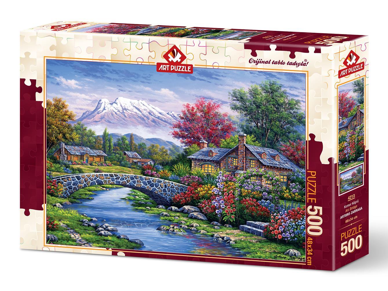 Art Puzzle 4213 Kemer Köprü 500 Parça Puzzle