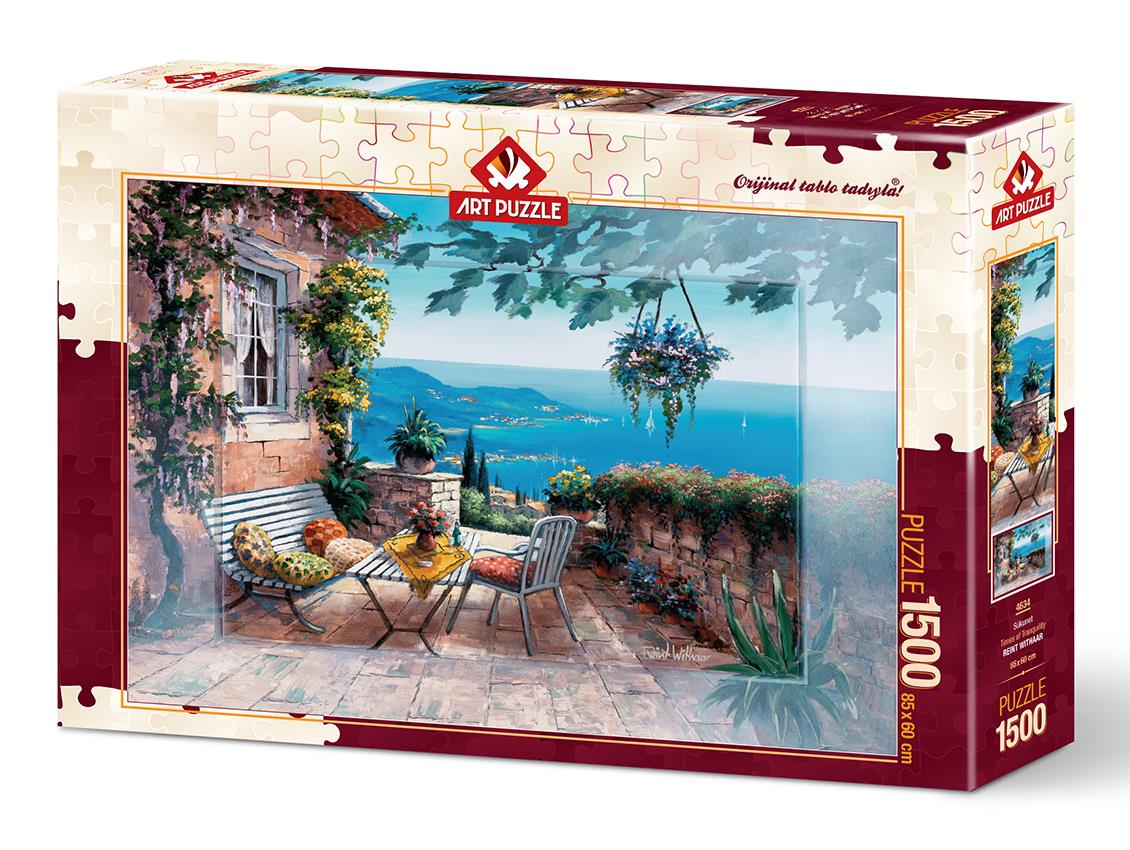 Art Puzzle 4634 Sükunet 1500 Parça Puzzle