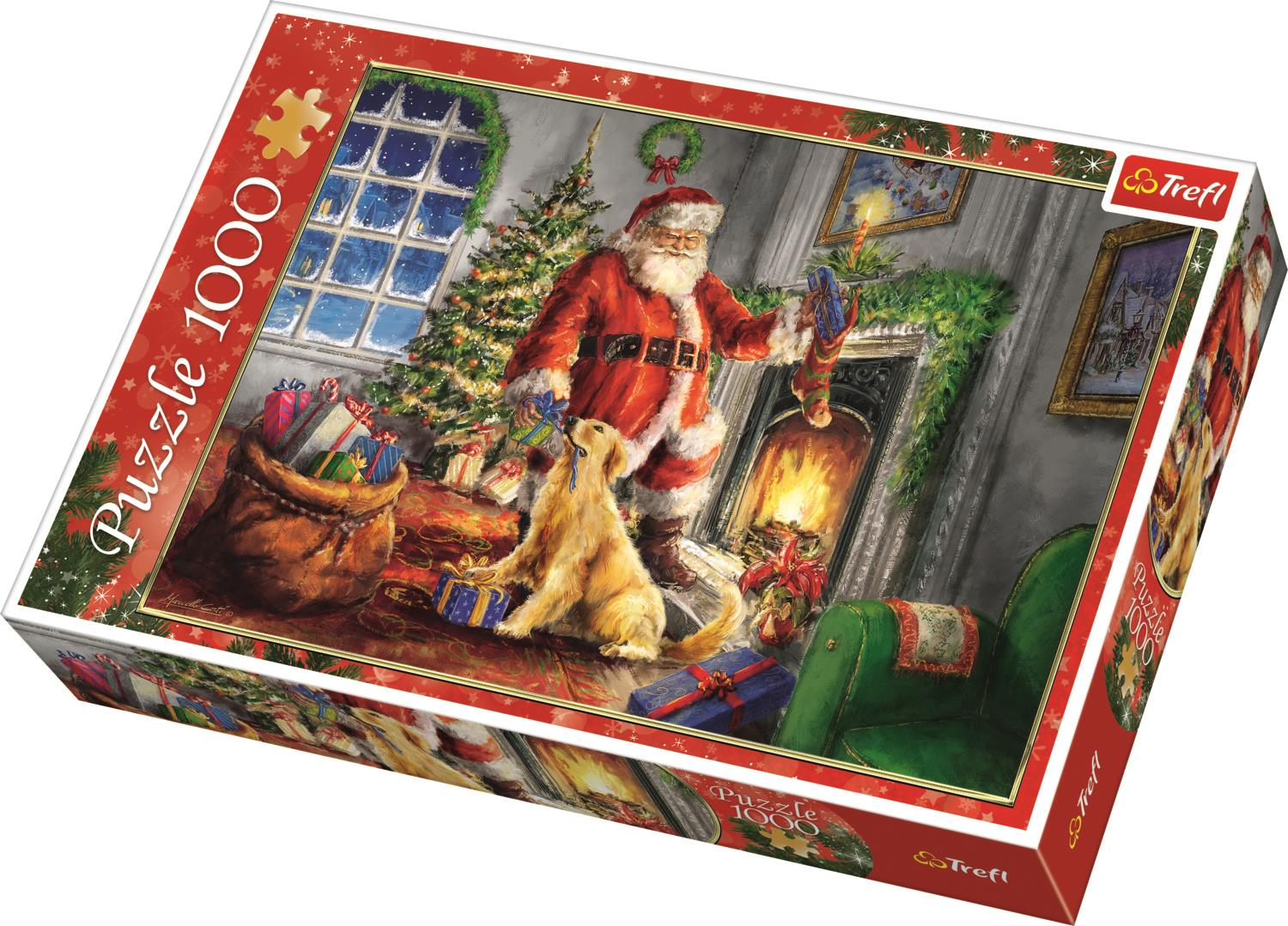 Trefl Puzzle 10495 A Time Of Gifts 1000 Parça Puzzle