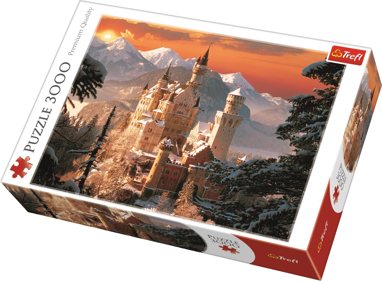 Trefl Puzzle 33067 Savannah 3000 Parça Puzzle