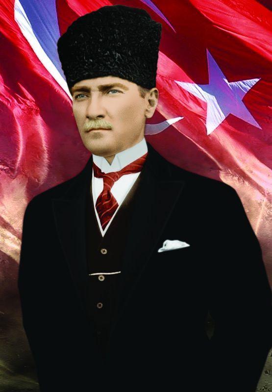 3309 Anatolian Puzzle Mustafa Kemal Ataturk 260 Parca Puzzle